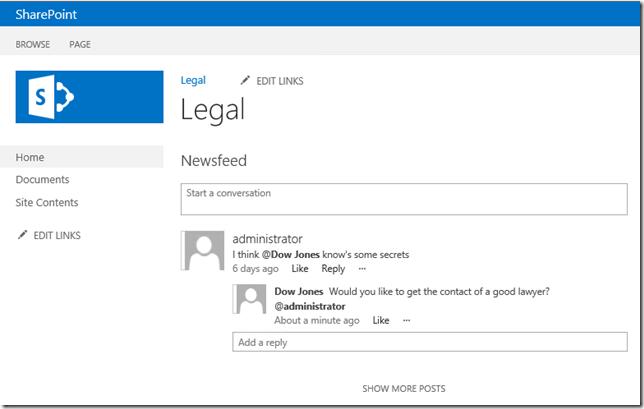 Distributed Cache – Social in SharePoint 2013