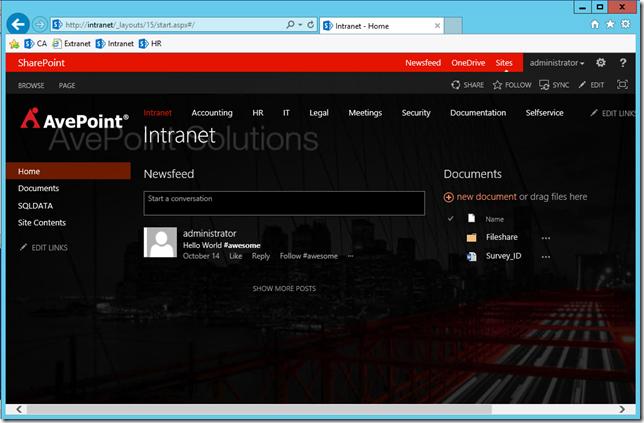 Design per PowerShell auf alle Sites in SharePoint anwenden