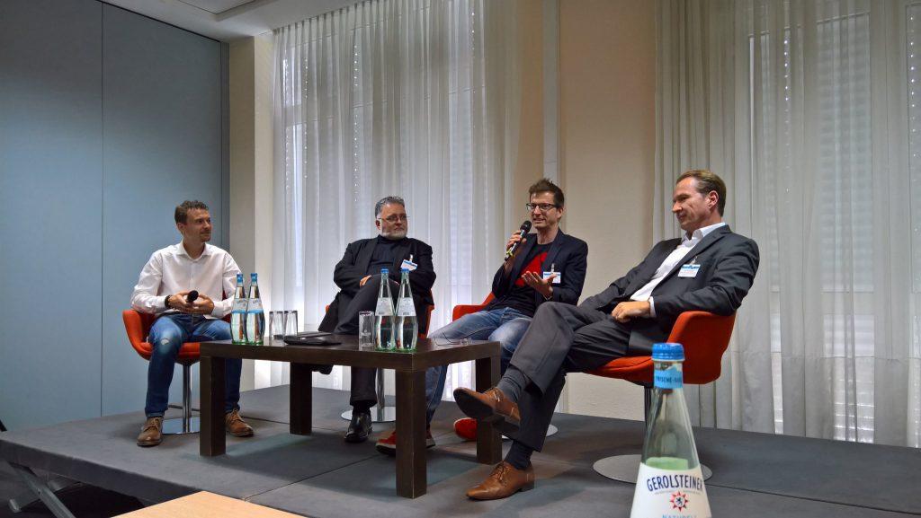 Expert Panel zu Compliance und German Cloud