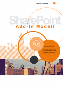 "Whitepaper ""Konfiguration SharePoint Add-In Modell"""