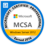 MCSA-WindowsServer2012
