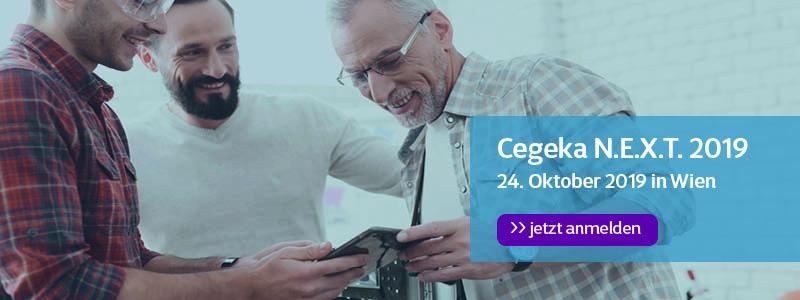 CEGEKA N.E.X.T. – Unternehmenskultur mit Teams – Wie's klappen kann, oder auch nicht.