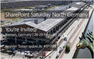SharePoint Saturday North Germany