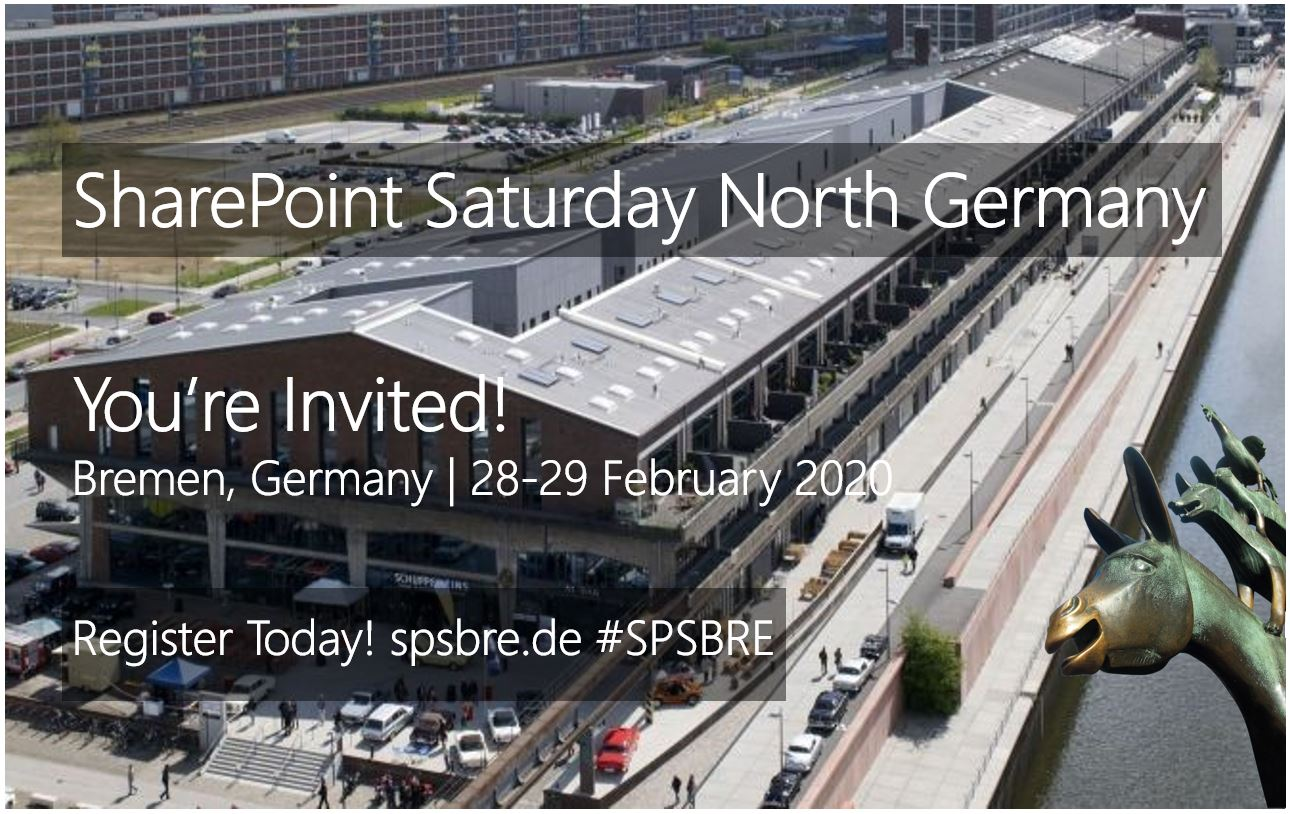 SharePoint Saturday North Germany